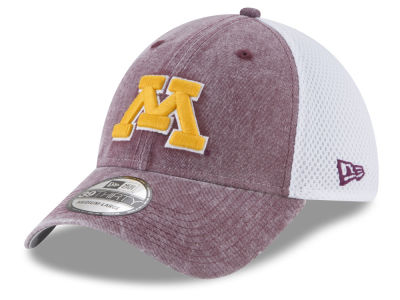 Minnesota Golden Gophers New Era NCAA Washed Neo 39THIRTY Cap