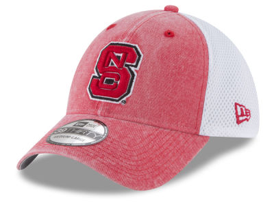 North Carolina State Wolfpack New Era NCAA Washed Neo 39THIRTY Cap
