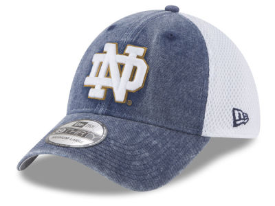 Notre Dame Fighting Irish New Era NCAA Washed Neo 39THIRTY Cap