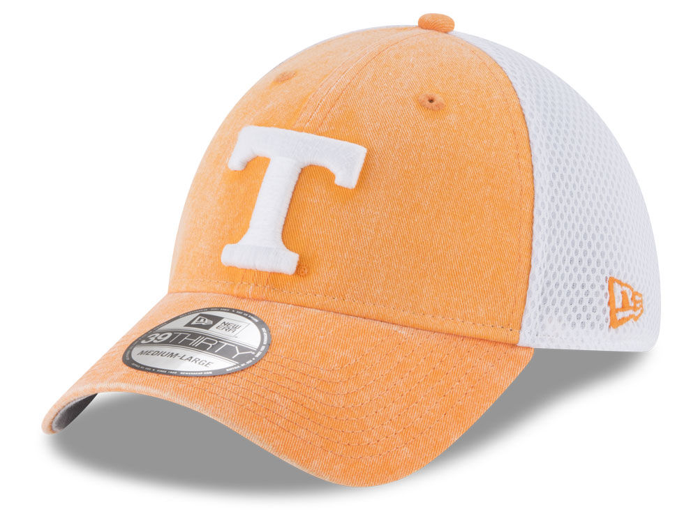 wholesale dealer 38582 9e916 low cost tennessee volunteers new era ncaa washed neo 39thirty cap 7116b  90f10