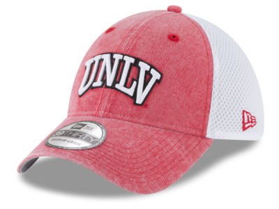 UNLV Runnin Rebels New Era NCAA Washed Neo 39THIRTY Cap