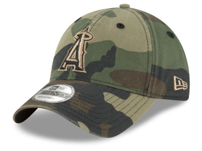 Los Angeles Angels New Era MLB Camo Core Classic 9TWENTY Cap
