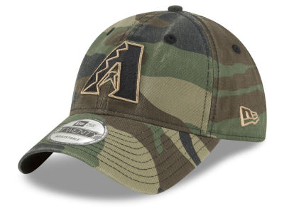 Arizona Diamondbacks New Era MLB Camo Core Classic 9TWENTY Cap
