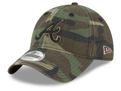 Atlanta Braves New Era MLB Camo Core Classic 9TWENTY Cap