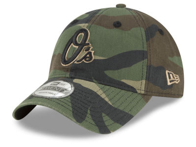 Baltimore Orioles New Era MLB Camo Core Classic 9TWENTY Cap