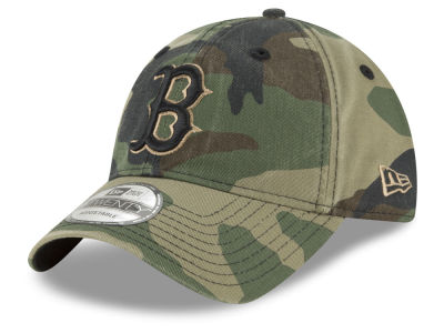 baa798d6b74 Boston Red Sox New Era MLB Camo Core Classic 9TWENTY Cap
