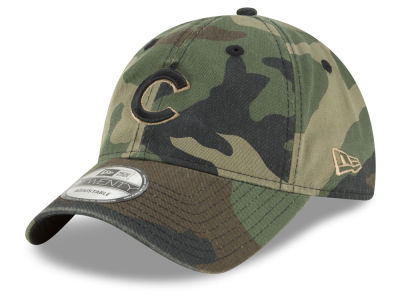 Chicago Cubs New Era MLB Camo Core Classic 9TWENTY Cap