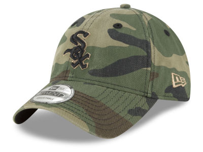 Chicago White Sox New Era MLB Camo Core Classic 9TWENTY Cap
