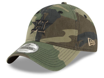 Houston Astros New Era MLB Camo Core Classic 9TWENTY Cap