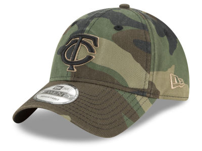 Minnesota Twins New Era MLB Camo Core Classic 9TWENTY Cap