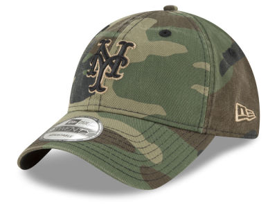 New York Mets New Era MLB Camo Core Classic 9TWENTY Cap