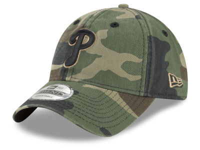 Philadelphia Phillies New Era MLB Camo Core Classic 9TWENTY Cap