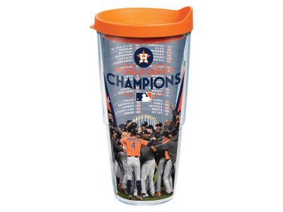 Houston Astros 24oz. Champ Player Tumbler w/Lid - EVENT