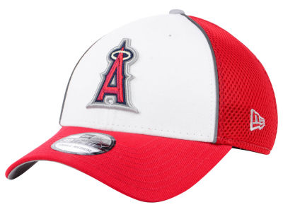 Los Angeles Angels New Era MLB Pop Reflective 39THIRTY Cap