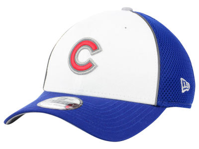 Chicago Cubs New Era MLB Pop Reflective 39THIRTY Cap