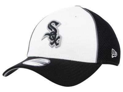 Chicago White Sox New Era MLB Pop Reflective 39THIRTY Cap