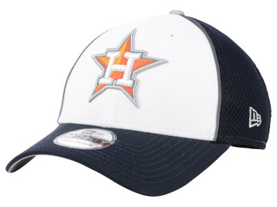 Houston Astros New Era MLB Pop Reflective 39THIRTY Cap