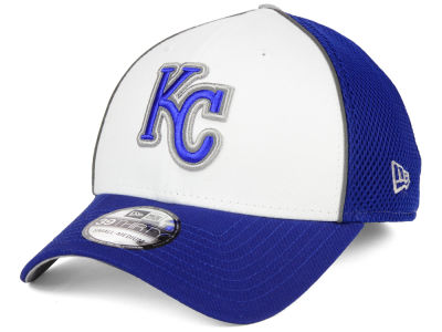 Kansas City Royals New Era MLB Pop Reflective 39THIRTY Cap