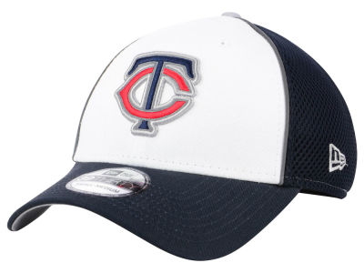 Minnesota Twins New Era MLB Pop Reflective 39THIRTY Cap