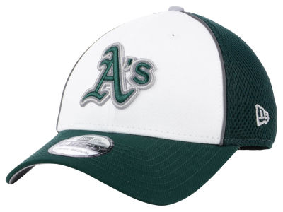 Oakland Athletics New Era MLB Pop Reflective 39THIRTY Cap