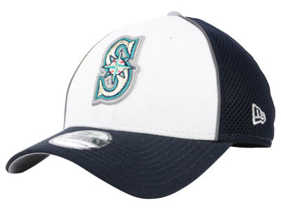 Seattle Mariners New Era MLB Pop Reflective 39THIRTY Cap