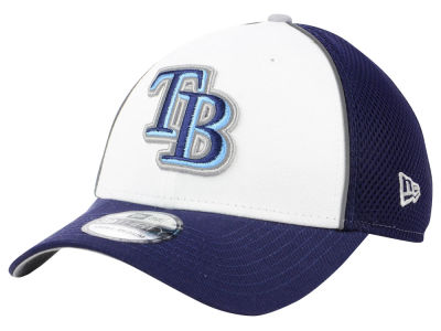 Tampa Bay Rays New Era MLB Pop Reflective 39THIRTY Cap