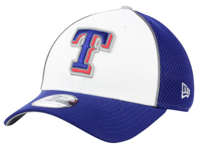 Texas Rangers New Era MLB Pop Reflective 39THIRTY Cap