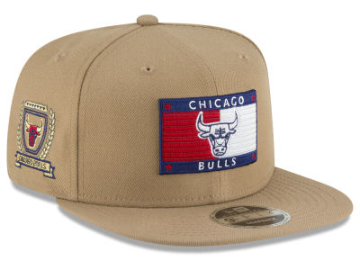 Chicago Bulls New Era NBA 90'S Throwback Collection 9FIFTY Snapback Cap