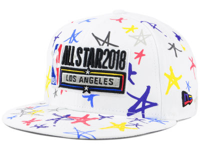 NBA All Star New Era NBA Write On 9FIFTY Snapback Cap