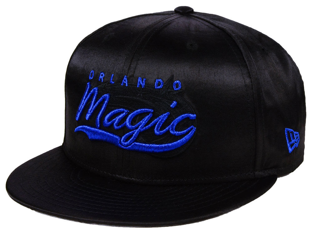 separation shoes 3f456 c5fd8 ... low cost orlando magic new era nba black satin 9fifty snapback cap lids  23d07 44d3c