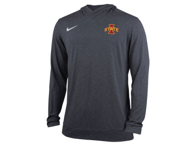 Iowa State Cyclones NCAA Men's Dri-Fit Touch Hooded Sweatshirt