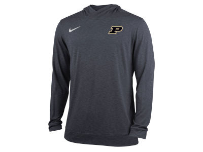Purdue Boilermakers Nike NCAA Men's Dri-Fit Touch Hooded Sweatshirt