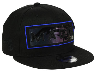 Orlando Magic New Era NBA Iridescent Stripe 9FIFTY Snapback Cap