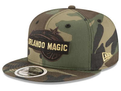 Orlando Magic New Era NBA Gold Word 9FIFTY Snapback Cap