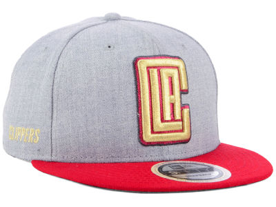 NBA Chapeau métallique de Heather 9FIFTY Snapback