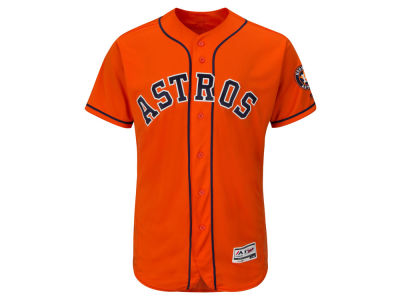 Houston Astros Majestic MLB Men's Flexbase On-Field Jersey