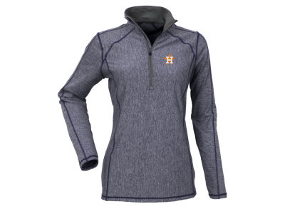 Houston Astros Antigua MLB Women's Tempo Pullover