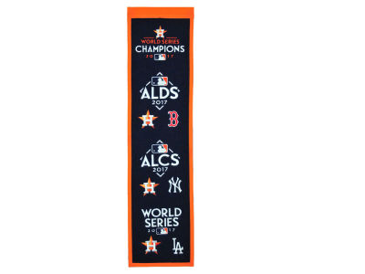 Houston Astros Event 8x32 Banner
