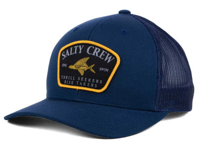 Salty Crew Leeward Retro Trucker Hat