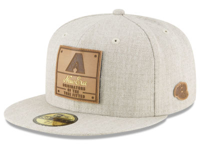 Arizona Diamondbacks New Era MLB Vintage Oatmeal 59FIFTY Cap