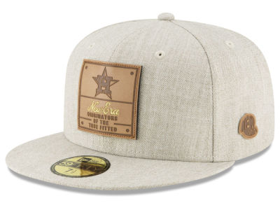Houston Astros New Era MLB Vintage Oatmeal 59FIFTY Cap
