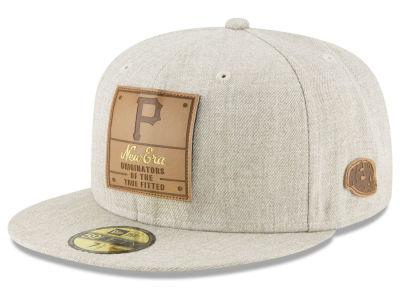 Pittsburgh Pirates New Era MLB Vintage Oatmeal 59FIFTY Cap