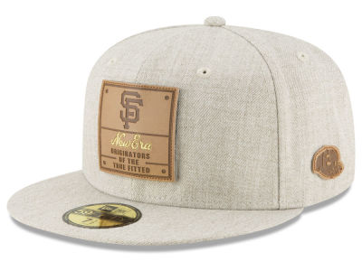 San Francisco Giants New Era MLB Vintage Oatmeal 59FIFTY Cap