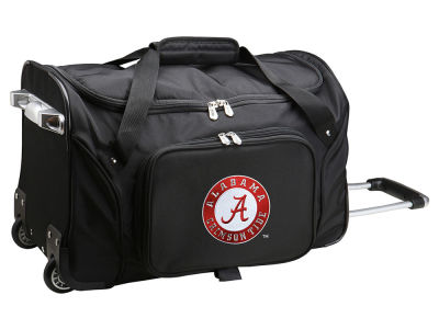 Alabama Crimson Tide Mojo 22in Wheeled Duffel Bag