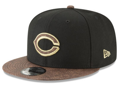 Cincinnati Reds New Era MLB Gold Snake 9FIFTY Snapback Cap