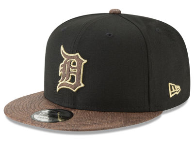 Detroit Tigers New Era MLB Gold Snake 9FIFTY Snapback Cap