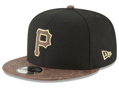 Pittsburgh Pirates New Era MLB Gold Snake 9FIFTY Snapback Cap