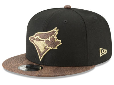 Toronto Blue Jays New Era MLB Gold Snake 9FIFTY Snapback Cap