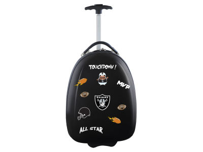 Oakland Raiders Kids Pod Luggage V
