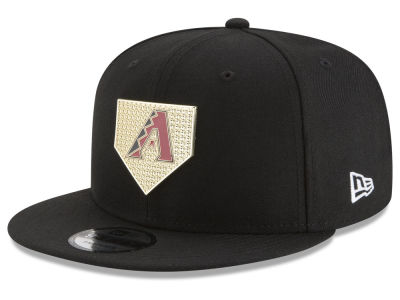Arizona Diamondbacks New Era MLB Gold Badge 9FIFTY Snapback Cap